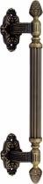 Ручка дверная скоба Corona 0101 457 мм Матовая бронза