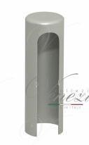 Колпачок декоративный для ввертной петли Laflorida 20 мм 485RSPK.01, Матовый хром