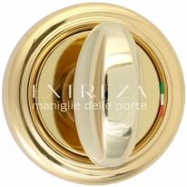 Фиксатор Extreza WC R01 Полированное золото F01