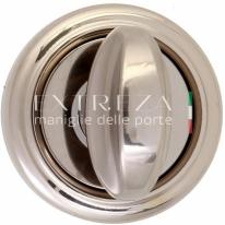 Фиксатор Extreza WC R01 Полированный никель F21