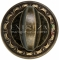 Фиксатор Extreza WC R02 античная бронза F23