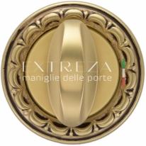 Фиксатор Extreza WC R02 французское золото + коричневый F59
