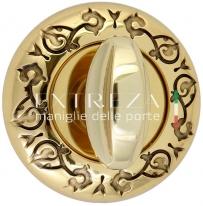 Фиксатор Extreza WC R04 полированное золото F01