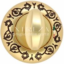 Фиксатор Extreza WC R04 французское золото + коричневый F59