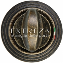 Фиксатор Extreza WC R05 античная бронза F23
