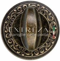 Фиксатор Extreza WC R06 античная бронза F23
