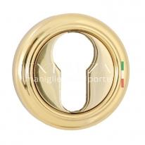 Накладка YALE Extreza R01 полированное золото F01