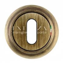 Накладка под ключ KEY Extreza R01 матовая бронза F03