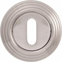 Накладка под ключ KEY Extreza R05 Полированный никель F21