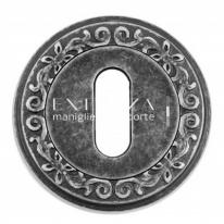 Накладка под ключ KEY Extreza R06 Античное серебро F45