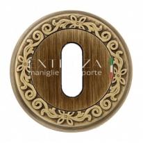 Накладка под ключ KEY Extreza R06 матовая бронза F03