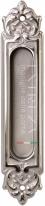 Ручка для раздвижной двери Extreza CLASSIC P601 Полированный никель F21