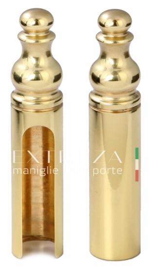 Колпачок декоративный для ввертной петли Extreza 501 D14 Полированное золото F01