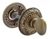 Завертка сантехническая RUCETTI RAP-CLASSIC WC OMB старая античная бронза