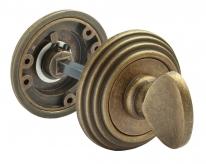 Завертка сантехническая RUCETTI RAP-CLASSIC-L WC OMB старая античная бронза