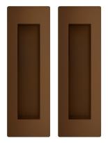 Ручка для раздвижной двери Armadillo SH010 URB BB-17 Бронза коричневая