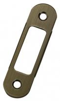 B01000.40.12 Ответная планка для дверей с четвертью (античная бронза)