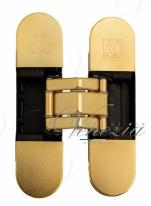 Петля дверная скрытая Koblenz Kubica K8000 Atomika DXSX, OL  золото (60 кг)
