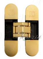 KUBICA K8000 ATOMIKA DXSX, OL петля скрытая универсальная ЗОЛОТО (60 kg)