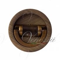 Ручка для раздвижной двери Venezia U155 Бронза матовая