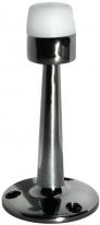 Дверной ограничитель настенный Morelli Ds2 BN, Черный никель