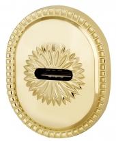 Декоративная накладка на сувальдный замок PS-DEC CL (ATC Protector 1) GP Золото