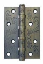 Петля дверная универсальная  Adden Bau 4BB Flo, Античная бронза