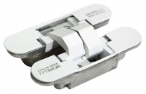 Скрытые петли Morelli с 3-D регулировкой HH-4 W Цвет - Белый 40/60 кг