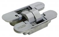 Скрытые петли Morelli с 3-D регулировкой HH-4 SC Цвет - Матовый хром 40/60 кг