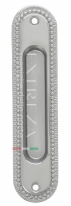 Ручка для раздвижной двери Extreza CLASSIC P603 Хром F04