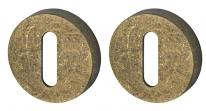 Декоративная накладка Armadillo NORMAL PS URB OB-13 Античная бронза 2 шт.