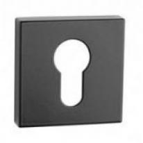 Накладка квадратная Tupai на цилиндр, Черный