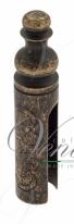 Колпачок для ввертных петель Venezia CP14 D с пешкой, рисунок D14 мм античная бронза