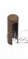 Колпачок декоративный для ввертной петли Laflorida 20 мм 485RSPD.01, Античная бронза