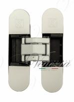 KUBICA K8000 ATOMIKA DXSX, CR.SAT петля скрытая универсальная Матовый хром (60 kg)