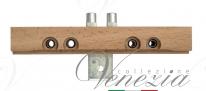 4CA87REG20.01 Шаблон для установки ввертных петель 20 мм для дверей с притвором/четвертью (сверло в комплекте)