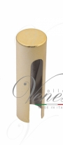 485RP1XL.01 Колпачок декоративный для ввертной петли 16 мм полированная латунь