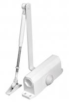 Доводчик дверной Punto SD-2040 WH 55-80 кг (белый)