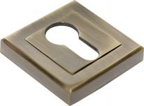 Накладка на ключевой цилиндр RUCETTI RAP KH-S AB Античная бронза