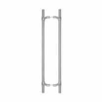 Комплект дверных ручек-скоб Doorlock DL PHS 10 32-1000 с регулировкой крепления