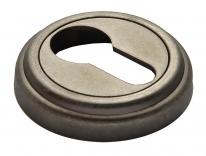 Накладка на цилиндр Morelli Античное серебро