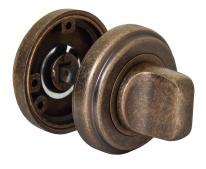 Завертка сантехническая Morelli Античная бронза
