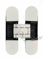 Петля дверная скрытая Koblenz Kubica K8000 Atomika DXSX, BI Белый (60 кг)