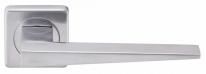 Ручка дверная на квадратной розетке Archie Vivo Line S040 7299 (Хром матовый )