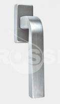 Ручка оконная Rossi Zante LD 200 CR Хром матовый