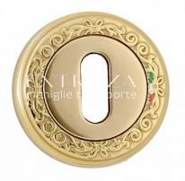 Накладка под ключ KEY Extreza R06 Полированное золото F01