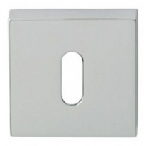Накладка на ключ буратино Linea Cali 019 PAT CS хром матовый 1 шт.