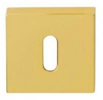 Накладка на ключ буратино Linea Cali 019 PAT OZ полированное золото 1 шт.