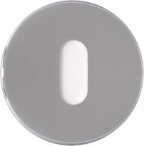 Накладка на ключ буратино Linea Cali 023 PAT CR полированный хром