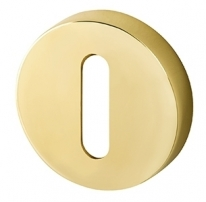 Накладка на ключ буратино Linea Cali 023 PAT OZ полированное золото